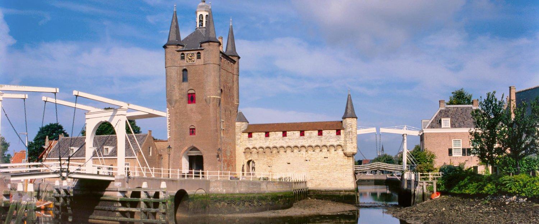 Hafen in Zierikzee