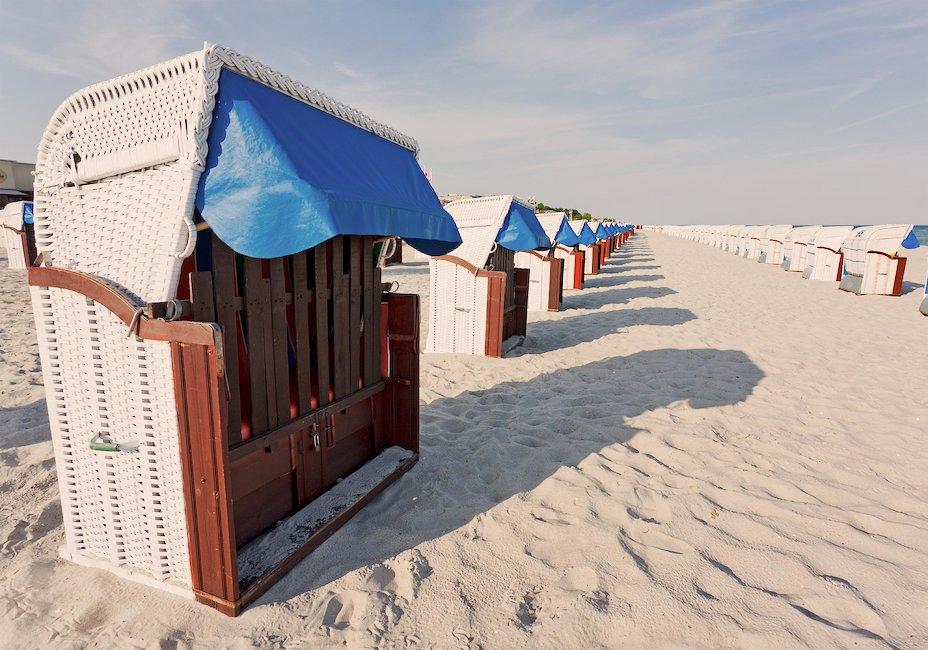 Ferienwohnungen und Ferienhäuser in Scharbeutz