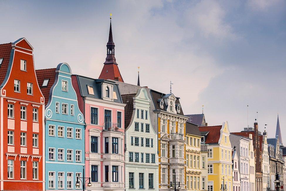 Ferienwohnungen und Ferienhäuser in Rostock