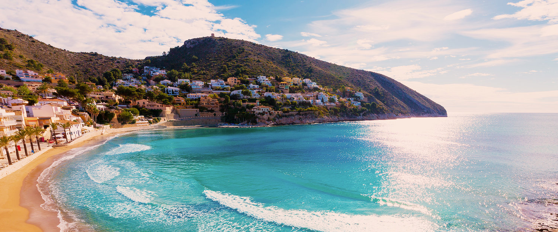 Apartamentos y alquiler vacacional en moraira baratos holidu - Apartamentos baratos playa vacaciones ...