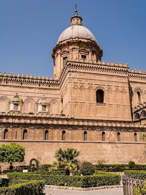 Cattedrale di Palermo.