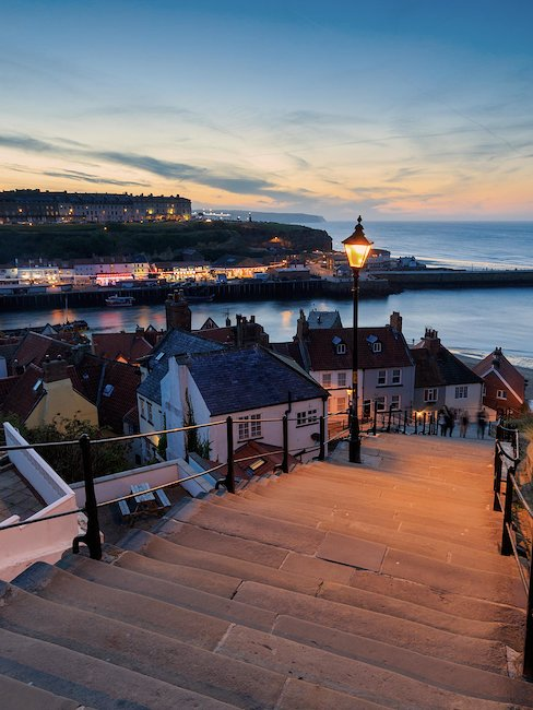 Whitby's 199 Steps