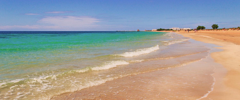 Spiaggia di Torre Pali.