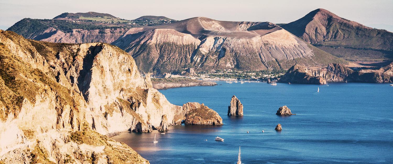 "Traumhafter Fünfinselblick, inmitten der ""Vulcano"""