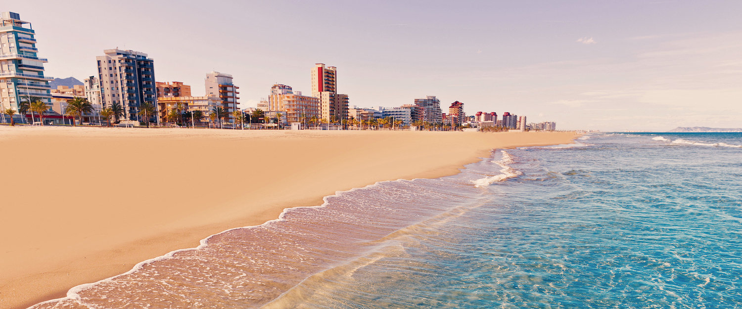 Holiday rentals & lettings in Gandia
