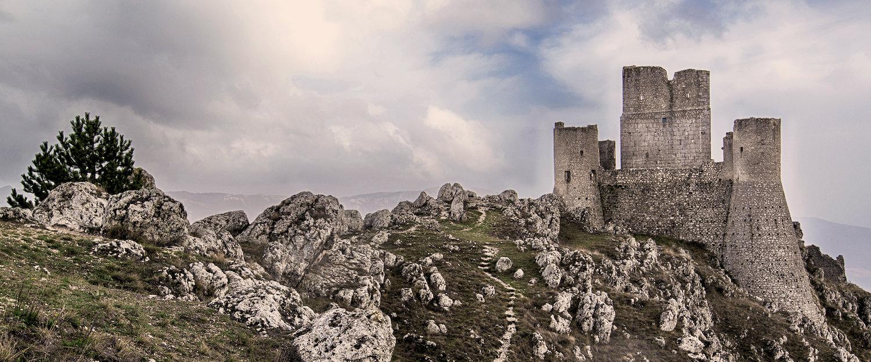 Rocca Calascio, L'Aquila.