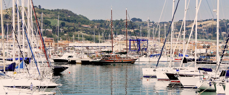 Porto di San Benedetto del Tronto.
