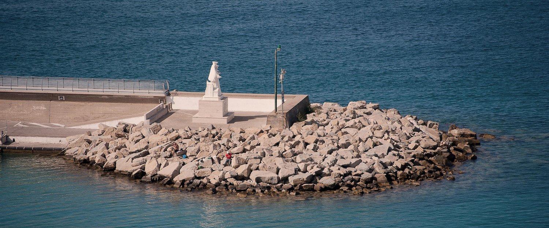 Porto di Agropoli.