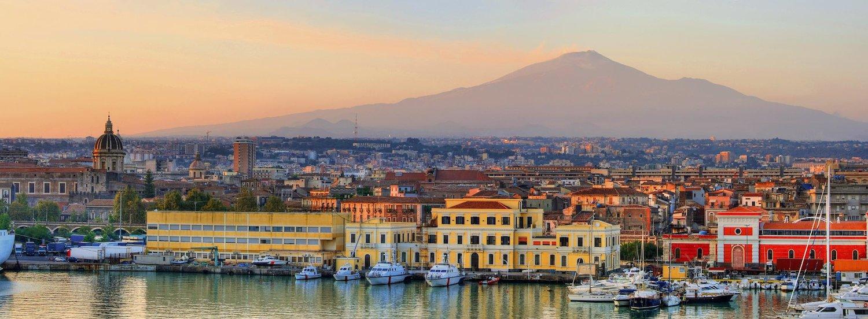 Hostales y B&B en Catania