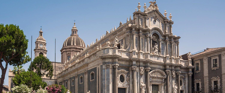 Cattedrale di Sant'Agata, Catania.