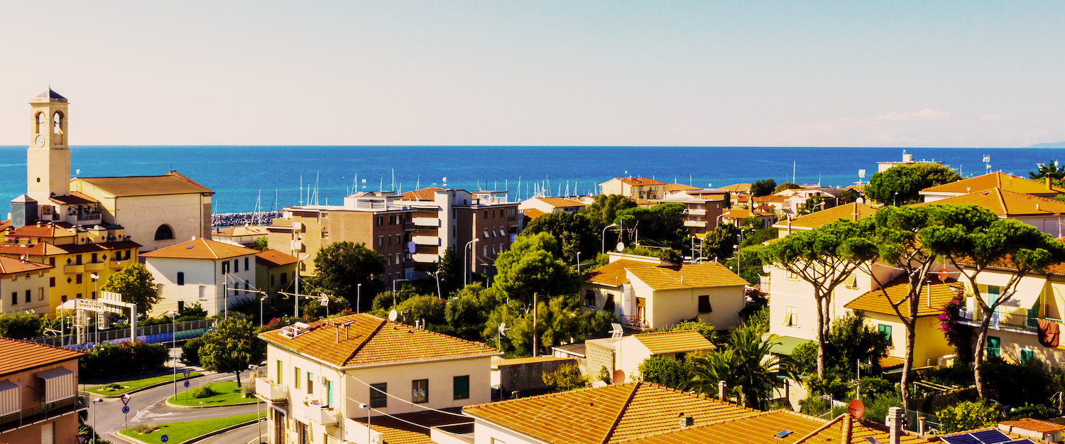 Bungalows in San Vincenzo