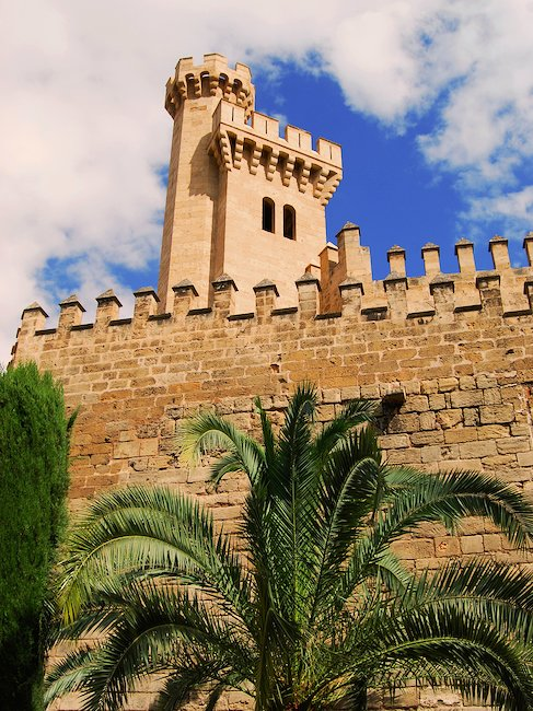 Turm in Palma