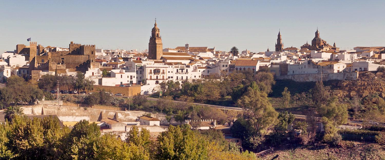 Vista panorámica de Carmona