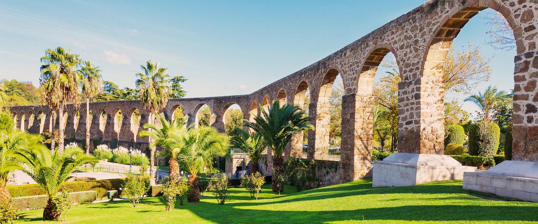 Los Arcos de San Anton, el Acueducto de Plasencia