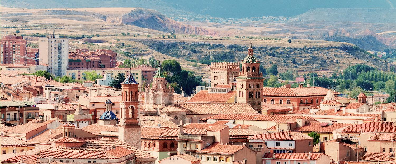 Cabañas en Teruel