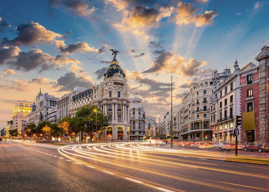 Departamentos y casas vacacionales en renta en Centro (Madrid)