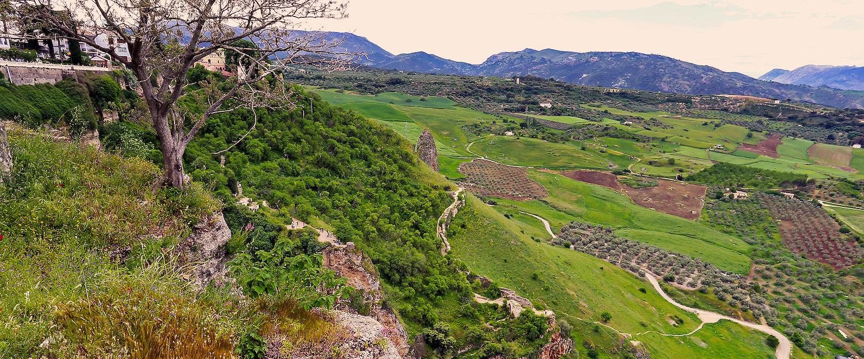 El magnífico entorno de la sierra de Madrid