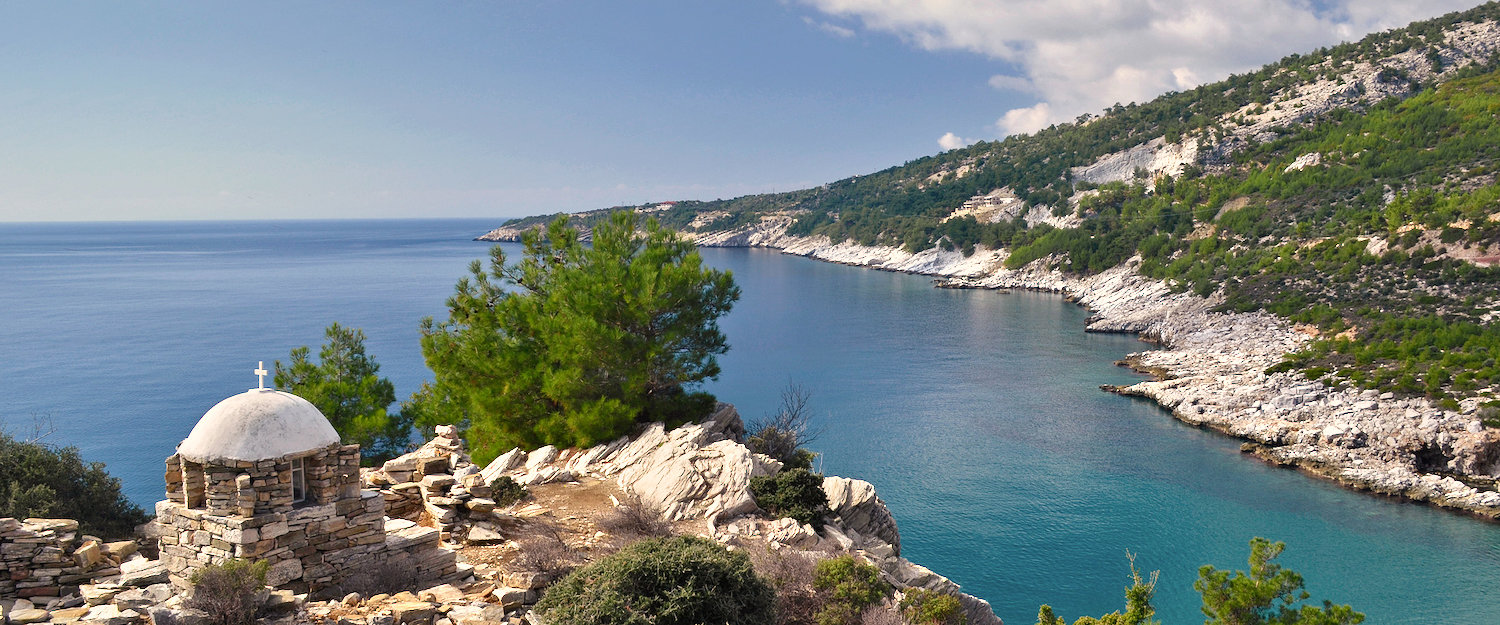 Holiday rentals and lettings in Thassos