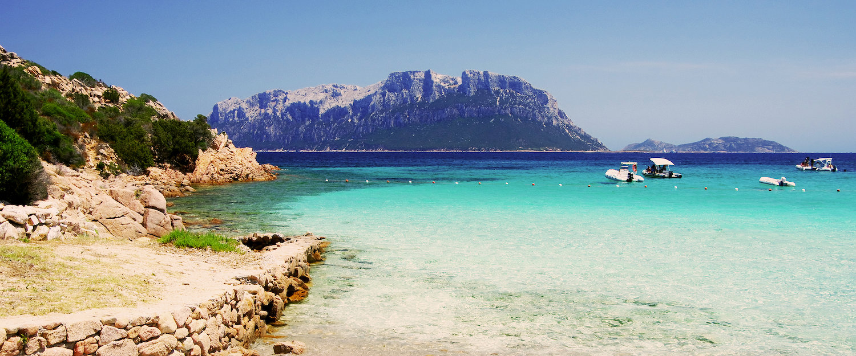 Isola di Tavolara.