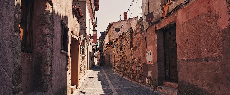 Las calles de Sigüenza