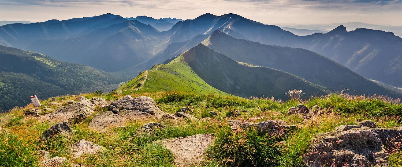 Poronin to doskonałe miejsce dla miłośników górskich wędrówek