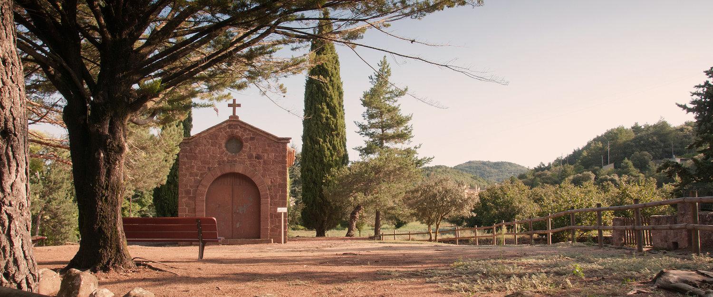 Santuario de San Antonio en Prades