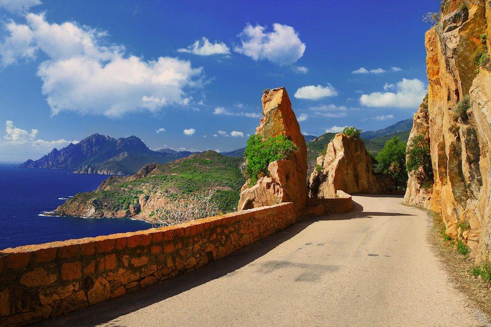 Ferienwohnungen und Ferienhäuser auf Korsika