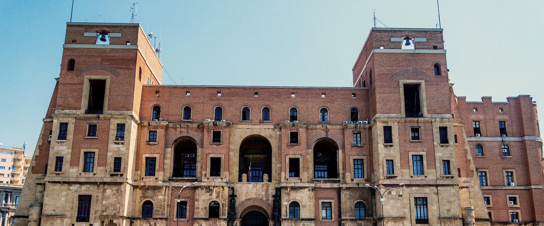 Palazzo del governo.